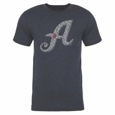 Reno Aces Reno Aces Spelled Out Tee