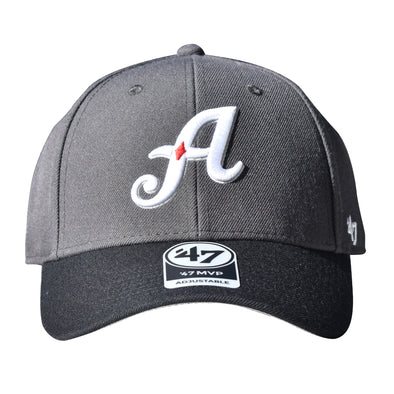 Aces Two Tone Charcoal 47 MVP
