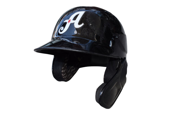 Game Used Batting Helmets