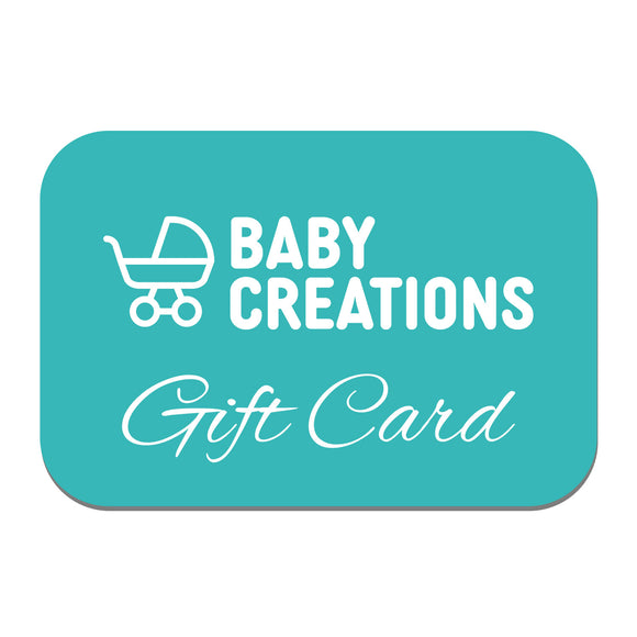 Baby Creations Australia Gift Card