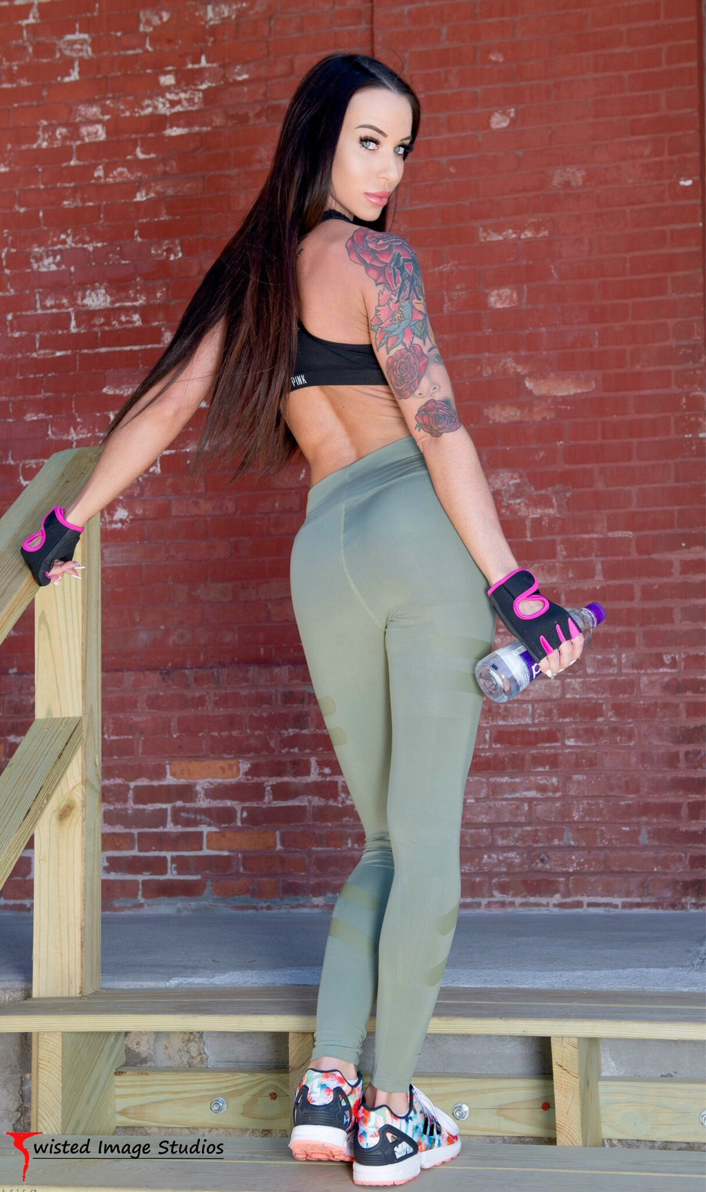 High Waisted Sport Leggings