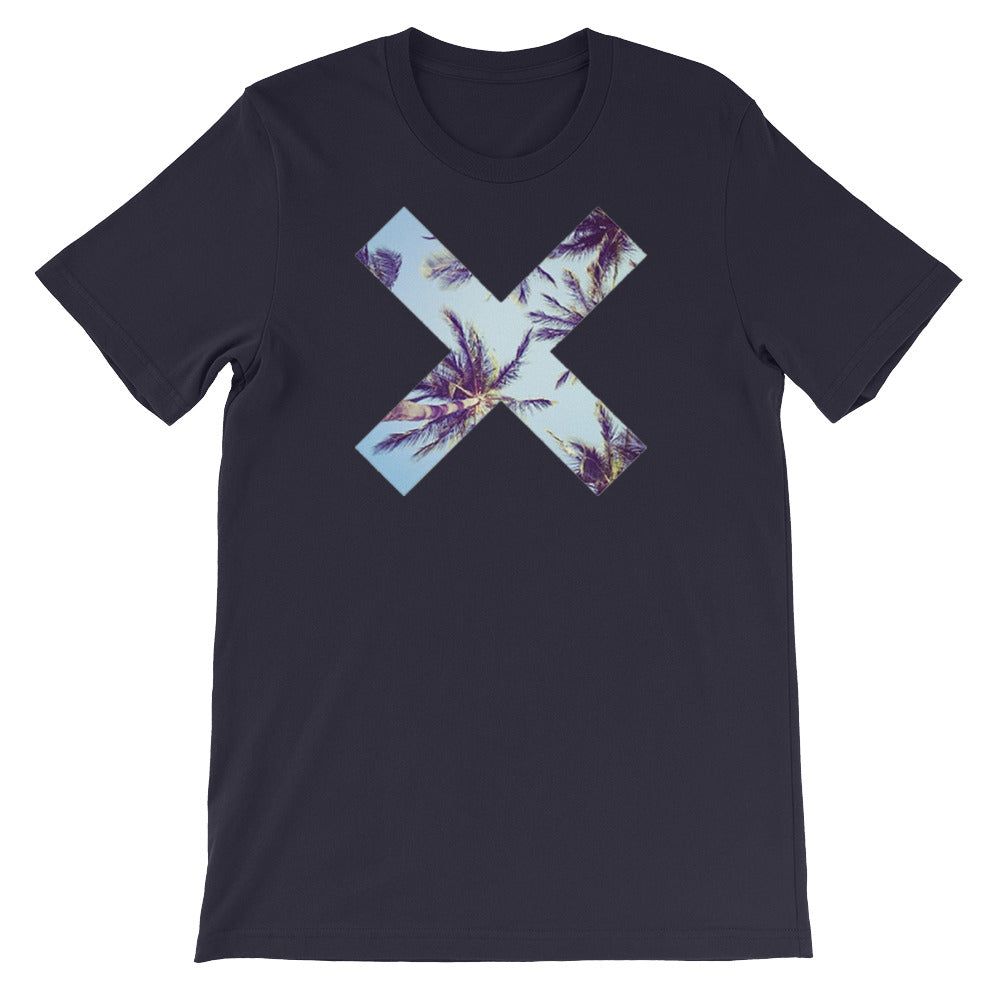 X Palm Trees T-Shirt