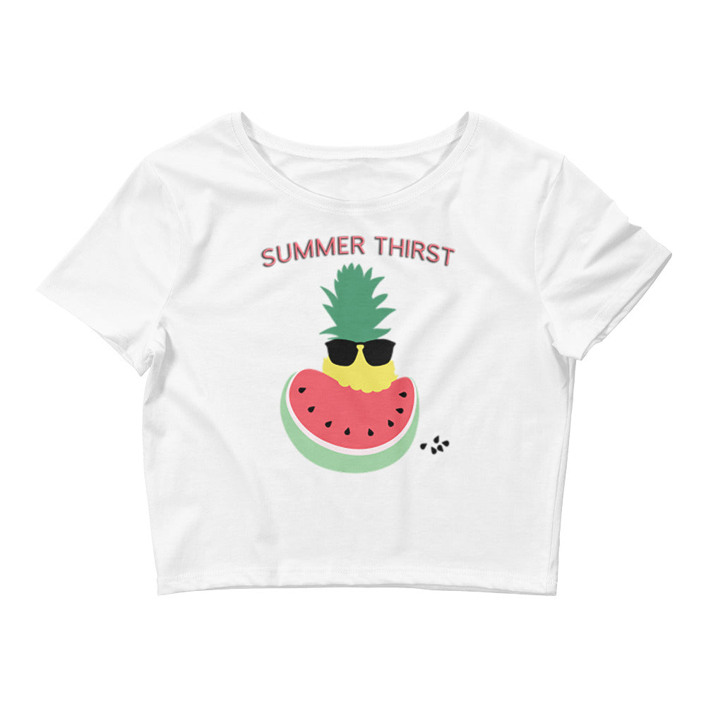 Summer Thirst Crop Top