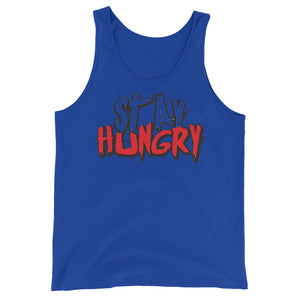 Stay Hungry Mens Tank