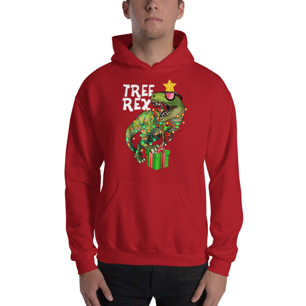 Tree Rex Hooded Sweatshirt