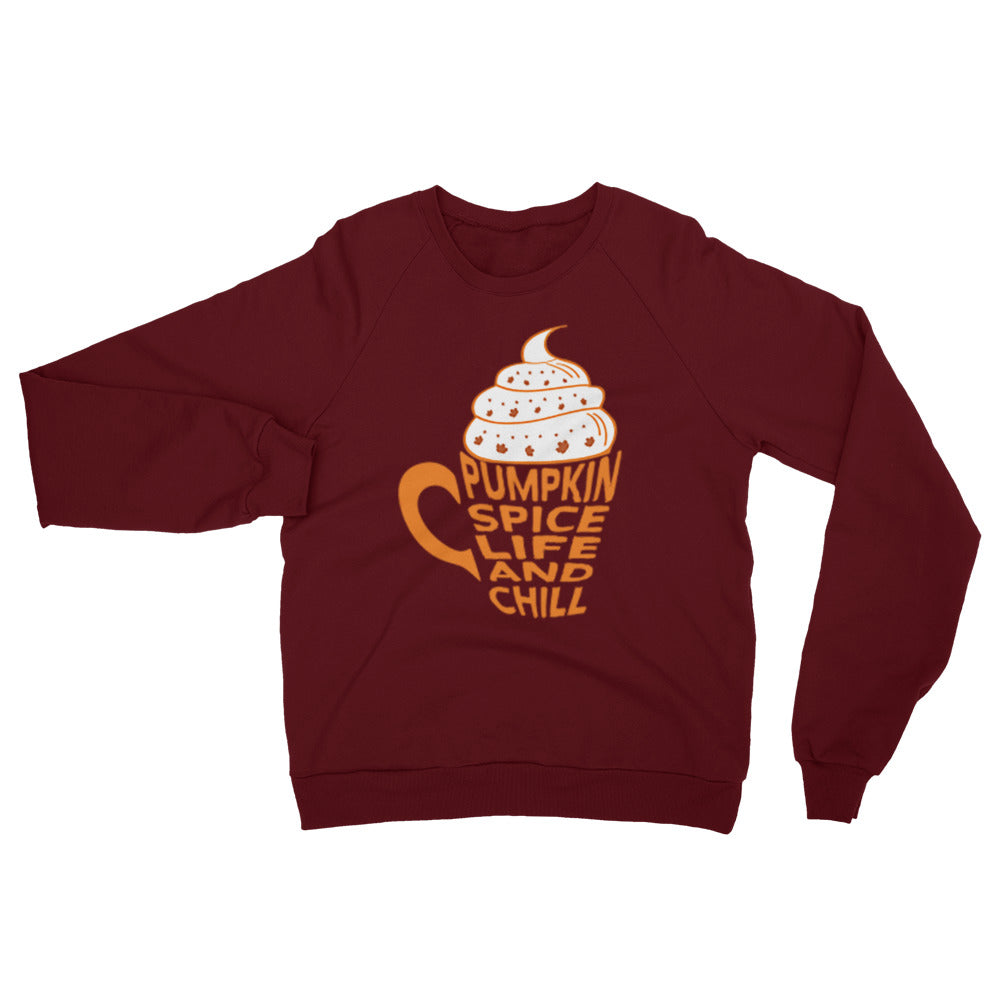 Pumpkin Spice California Fleece Sweatshirt