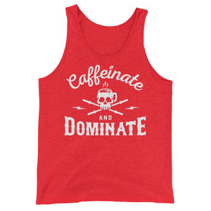 Caffeinate & Dominate Tank