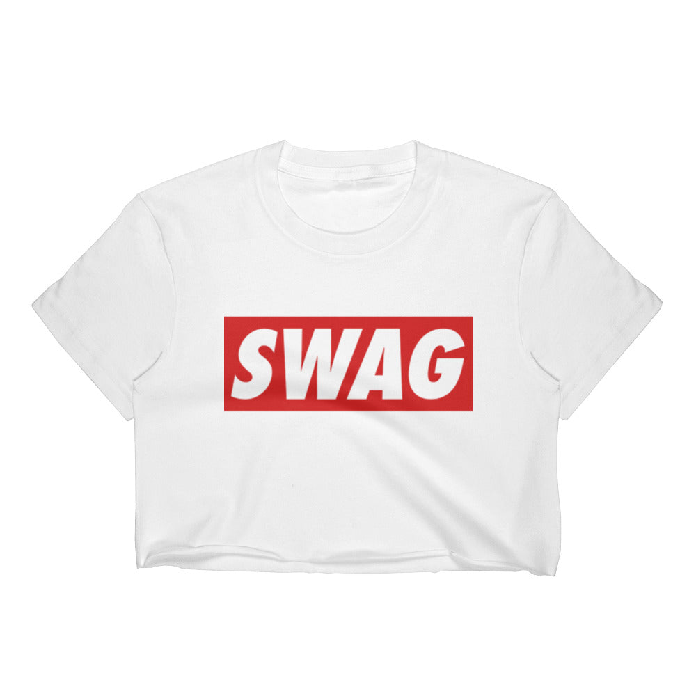 Swag Women's Crop Top
