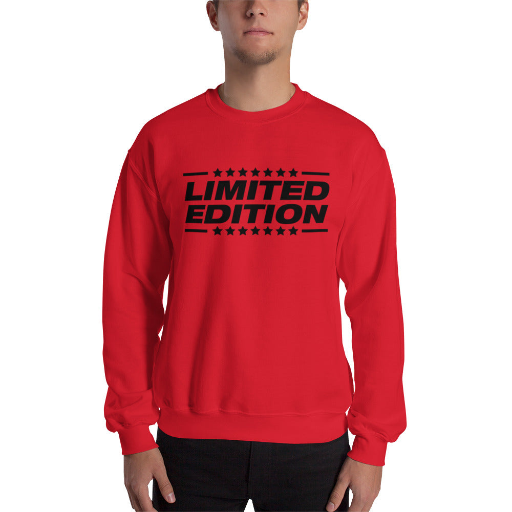 Limited Edition Mens' Sweatshirt