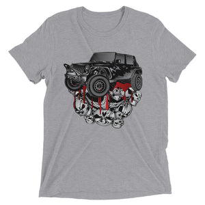 Mens' Bleed Jeep T-shirt