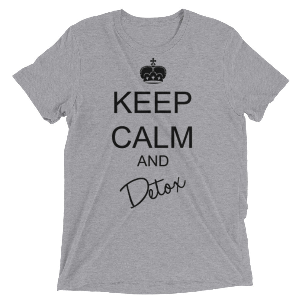 Keep Calm & Detox T Shirt