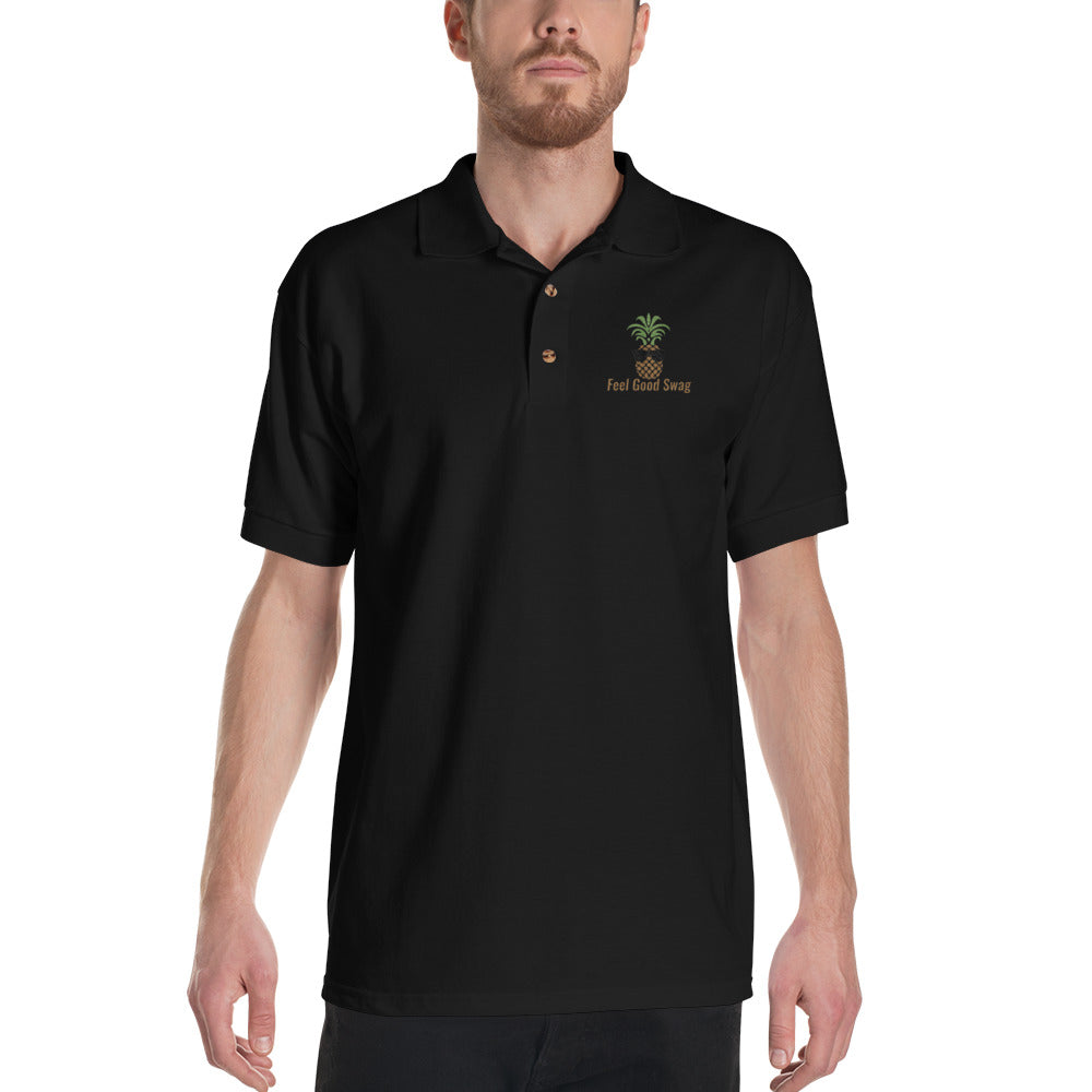 FGS Gold Logo Polo Shirt