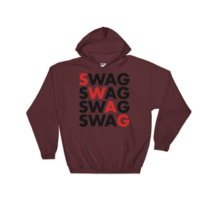 Swag x 4 Mens' Hooded Sweatshirt