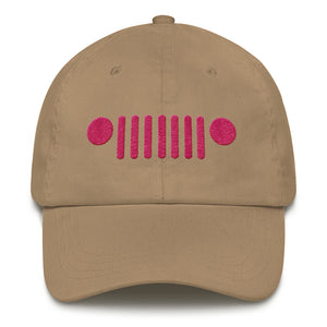 Jeep Love Dad hat