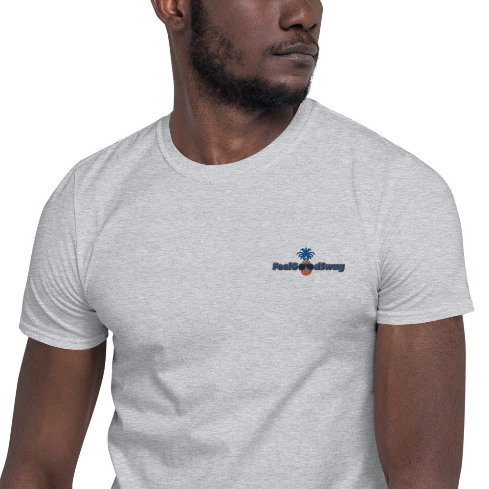 Blue Swag Logo T-Shirt