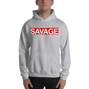 Savage Hooded Sweatshirt