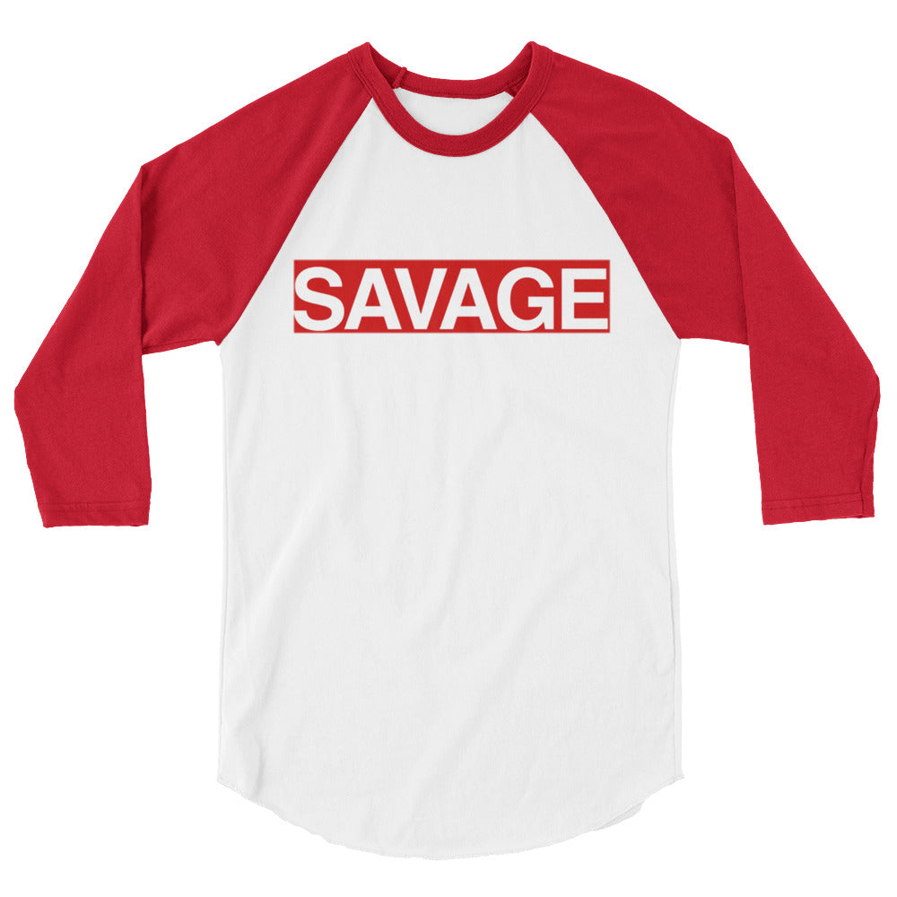 Ultimate Savage Baseball Shirt