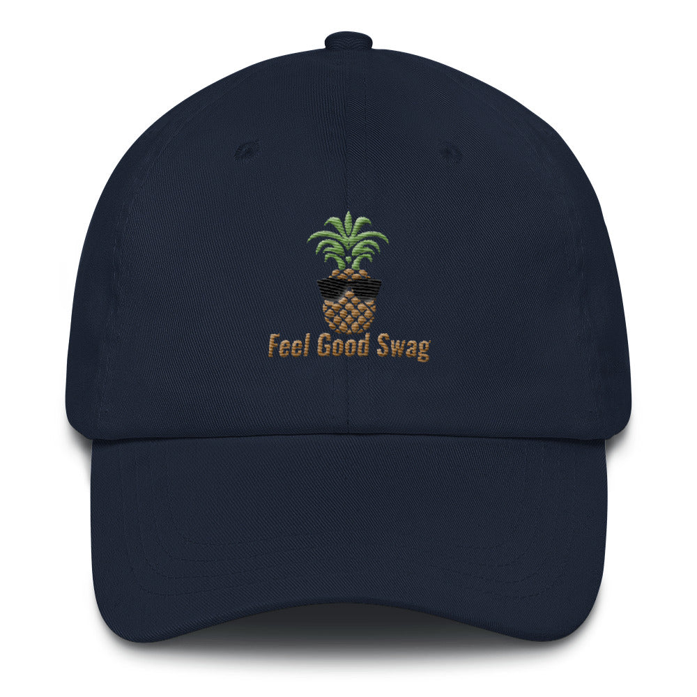 FGS Gold Logo hat