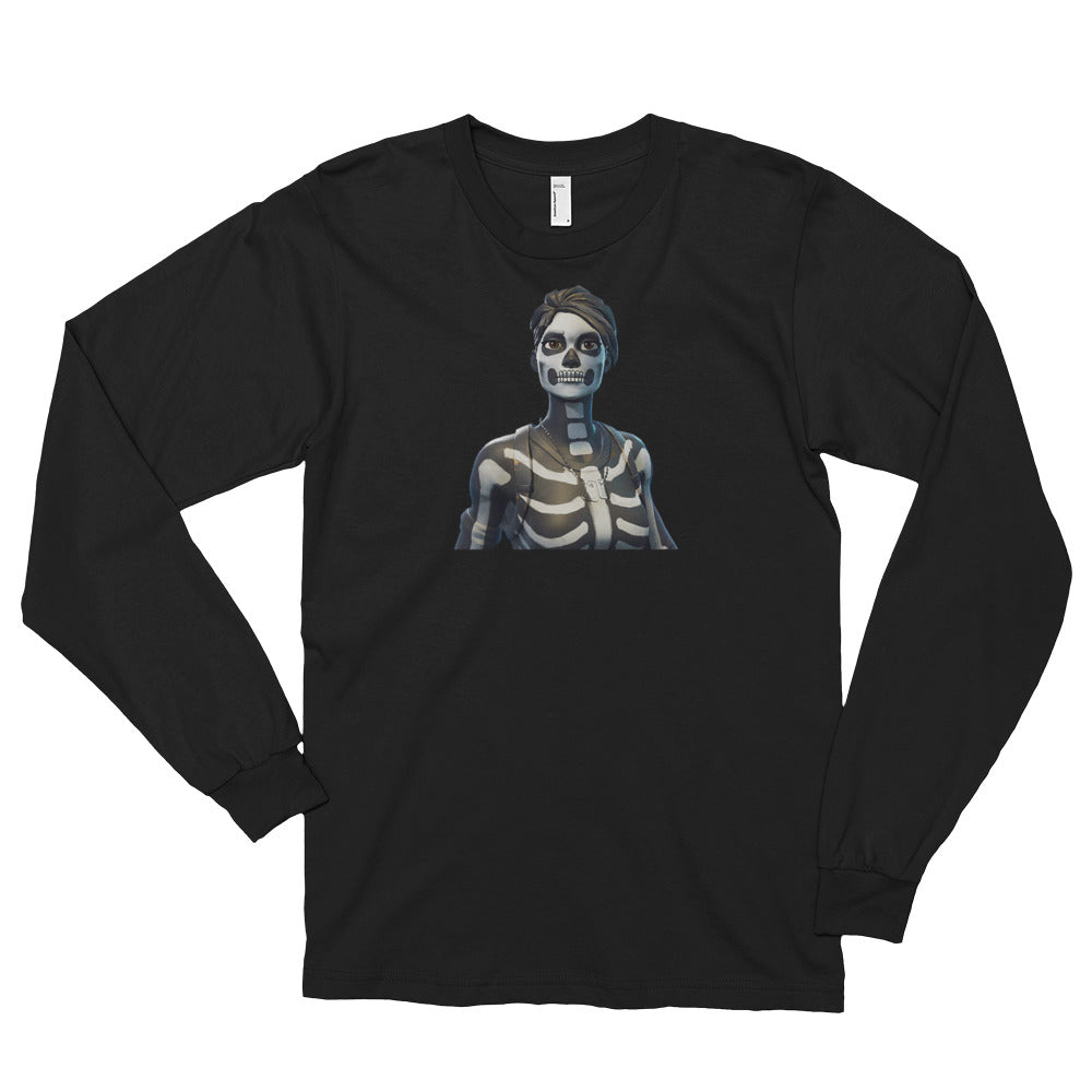 Skull Ranger Long sleeve t-shirt (unisex)