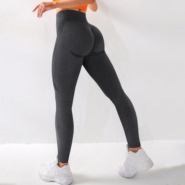 Loving the Peach Leggings