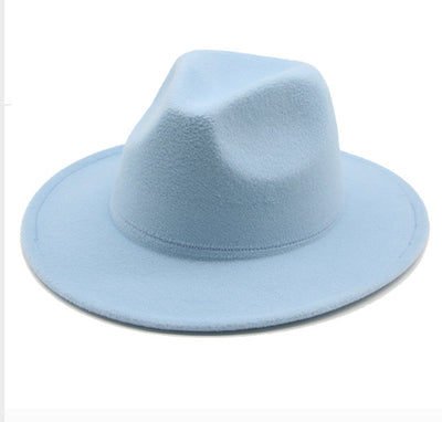 Fedora Light Blue