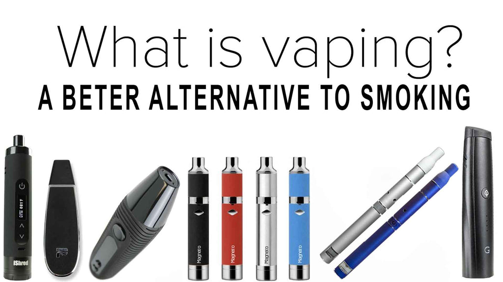 What is Vaping: A Better Alternative to Smoking