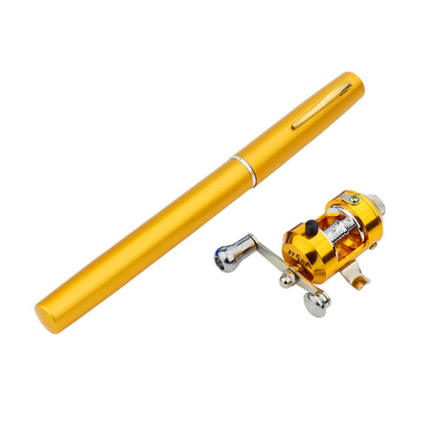 Image of Mini Pen Fishing Rod - cybernetshop