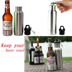 Insulated Beer Thermos For Cold Beer - cybernetshop
