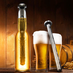 Beer Chiller Bar/Rod For Whiskey, Wine & Beer