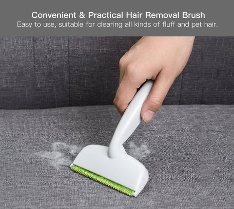 Image of Clothes Pets Hair Remover Brush Manual Magic