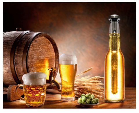 Image of Beer Chiller Bar/Rod For Whiskey, Wine & Beer