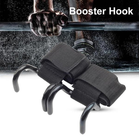 Weight Lifting Hook (1 Pair) - 50% Discount - cybernetshop