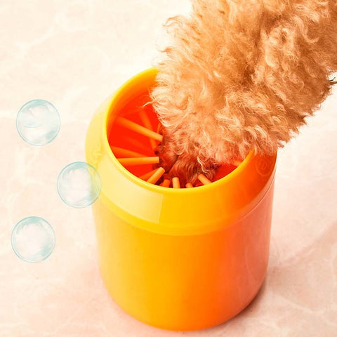 Image of Portable Pet Foot Cleaner -Paw Cleaner - cybernetshop
