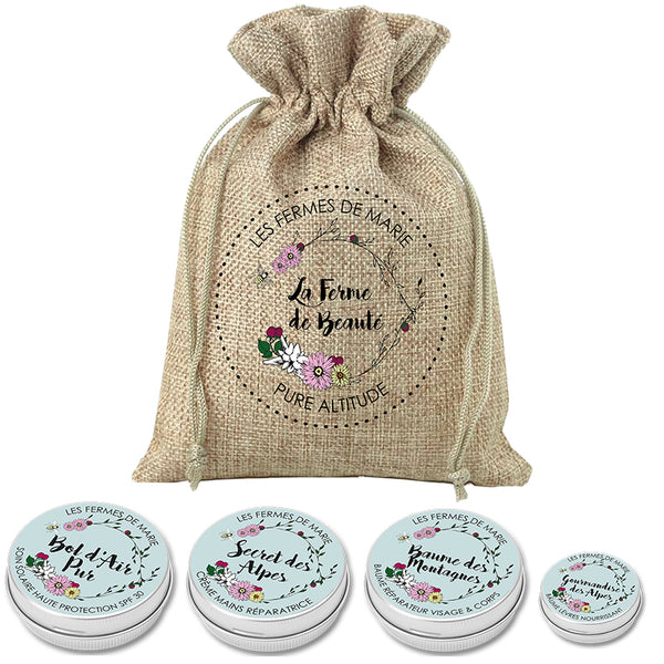 Kit la Ferme de Beauté by Pure Altitude
