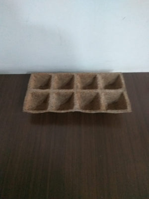 Coir Seedling Tray ( pack of 5)