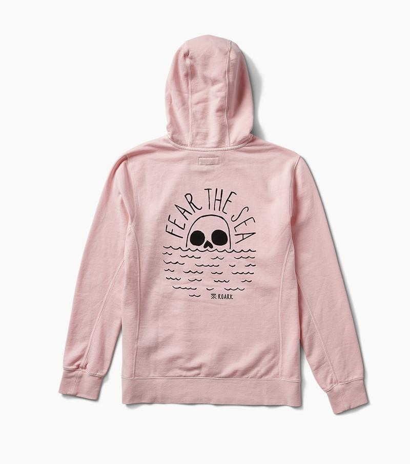 Fear The Sea Pullover Hoodie