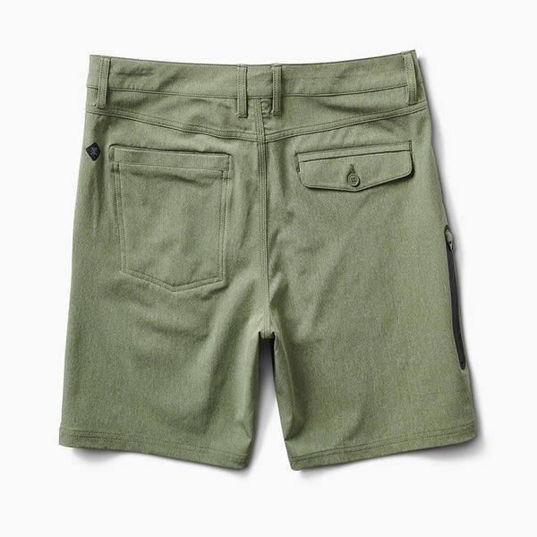 Explorer Hybrid Stretch Shorts 19""