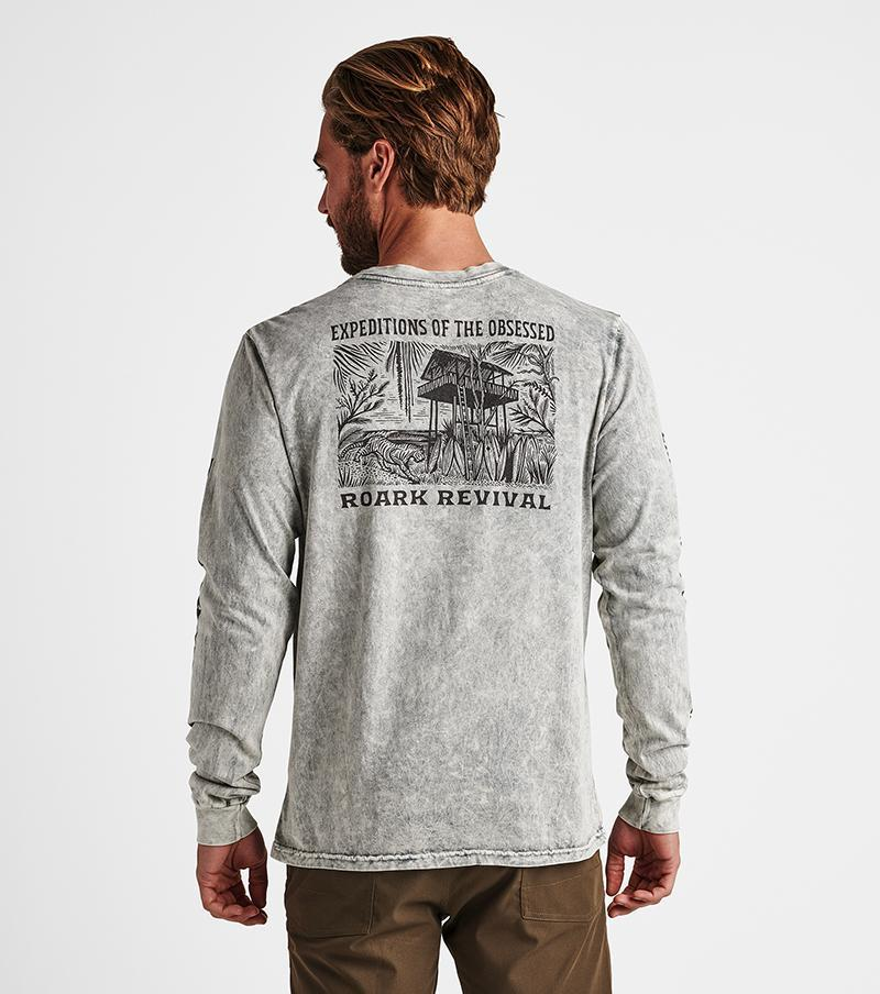 Expeditions Of The Obsessed Long Sleeve Premium Tee