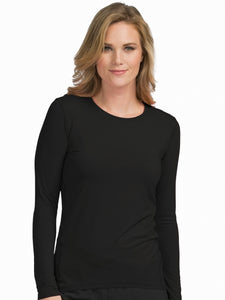 Women's Performance Long-Sleeve T-Shirt - Pure Hearts Scrubs