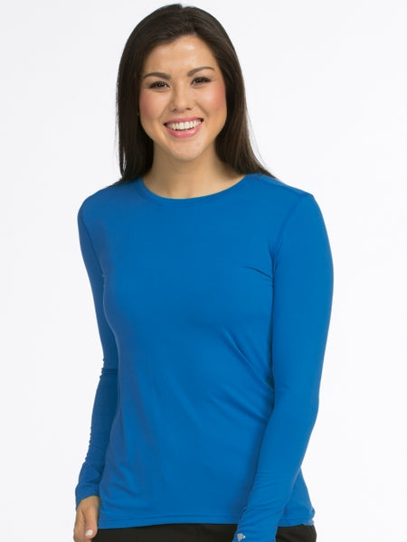 Performance Knit Tee - Pure Hearts Scrubs