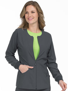 ZIP FRONT WARM UP - Pure Hearts Scrubs