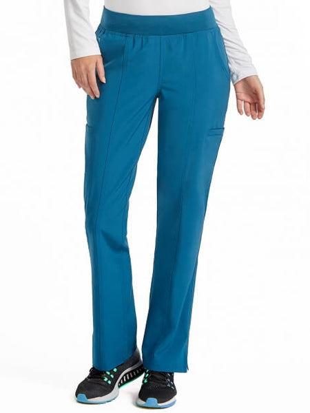 YOGA 2 CARGO POCKET PANT S/P-XL/T - Pure Hearts Scrubs