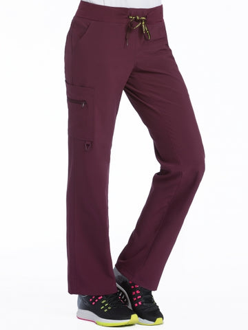 TRANSFORMER YOGA 1 POCKET CARGO PANT XXS-2X - Pure Hearts Scrubs