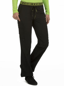 Women's Elastic Waist Scrub Pant Regular - Pure Hearts Scrubs