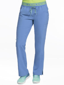 Flow Yoga 2 Cargo Pocket Pant Tall - Pure Hearts Scrubs
