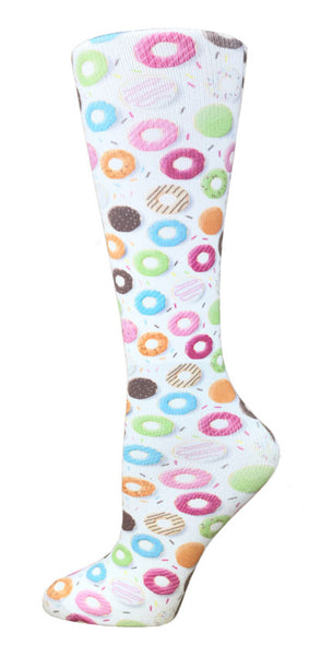 10-18 mm/HG Compression Socks - Pure Hearts Scrubs