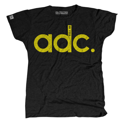 Women's Adc or Feed Tee