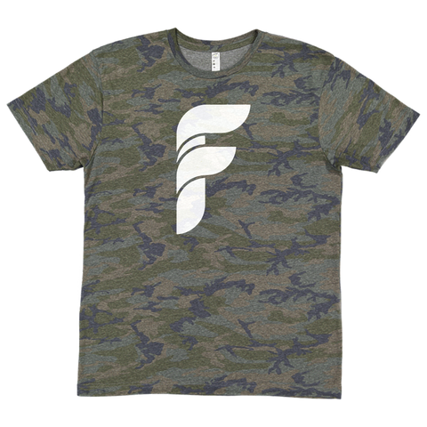 Camo Friends Gaming Tee