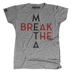 Women's Break the Meta Varsity Tee