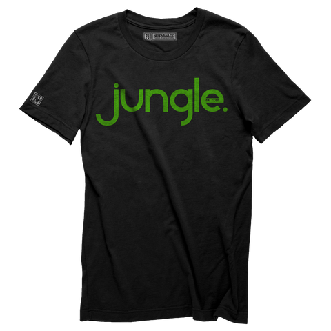 Jungle or Feed Tee